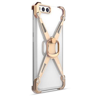 Nillkin Frame Case for Xiaomi Mi 6Cases &amp; Leather<br>Nillkin Frame Case for Xiaomi Mi 6<br><br>Brand: Nillkin<br>Compatible Model: Mi 6<br>Features: Anti-knock, Back Cover, Bumper Frame, Cases with Stand<br>Mainly Compatible with: Xiaomi<br>Material: Metal<br>Package Contents: 1 x Ring Holder Plate, 4 x Corner Holder, 1 x Screwdriver, 8 x Screw, 1 x English / Chinese Manual<br>Package size (L x W x H): 17.50 x 11.20 x 2.50 cm / 6.89 x 4.41 x 0.98 inches<br>Package weight: 0.1120 kg<br>Product Size(L x W x H): 14.80 x 7.40 x 1.30 cm / 5.83 x 2.91 x 0.51 inches<br>Product weight: 0.0410 kg<br>Style: Cool, Modern
