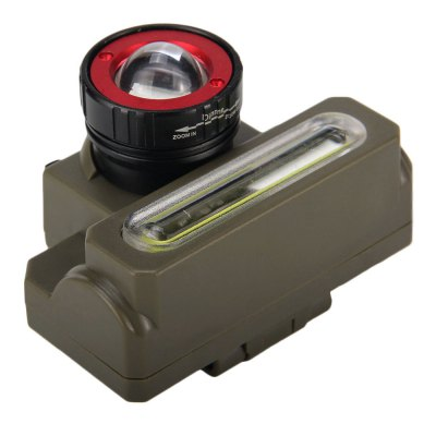 UltraFire Rechargeable LED Headlamp