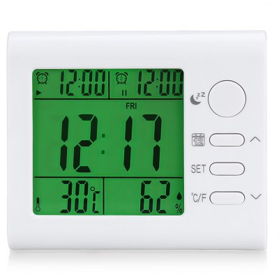 T - 02 Digital Alarm Clock