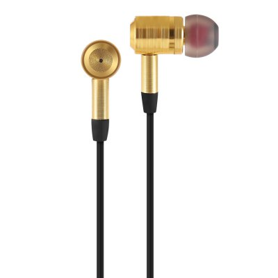 OY1 Detachable EarphoneEarbud Headphones<br>OY1 Detachable Earphone<br><br>Application: Gaming, Working<br>Cable Length (m): 2.5m<br>Color: Luxury Gold<br>Compatible with: iPod, iPhone, Computer, PC, Mobile phone<br>Connecting interface: 3.5mm<br>Connectivity: Wired<br>Features: Portable, Subwoofer<br>Frequency response: 20-2000Hz<br>Function: MP3 player, Answering Phone<br>Impedance: 32ohms<br>Language: No<br>Material: Metal<br>Package Contents: 1 x Headphone, 2 x Pair of Covers<br>Package size (L x W x H): 9.40 x 7.10 x 3.60 cm / 3.7 x 2.8 x 1.42 inches<br>Package weight: 0.0560 kg<br>Plug Type: 3.5mm<br>Product weight: 0.0170 kg<br>Sensitivity: 42dB ± 2dB<br>Type: In-Ear<br>Wearing type: In-Ear