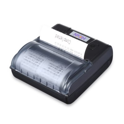 HOIN HOP - E300 Mini Portable Thermal PrinterPrinters<br>HOIN HOP - E300 Mini Portable Thermal Printer<br><br>Brand: HOIN<br>Model: HOP - E300<br>Package size: 21.00 x 12.50 x 6.20 cm / 8.27 x 4.92 x 2.44 inches<br>Package weight: 0.6130 kg<br>Packing Contents: 1 x HOIN HOP - E300 Thermal Printer, 1 x CD Driver, 1 x Power Adapter, 1 x Roll of Thermal Paper, 1 x USB Cable, 1 x English Manual<br>Product size: 11.40 x 10.30 x 5.00 cm / 4.49 x 4.06 x 1.97 inches<br>Product weight: 0.2910 kg<br>Type: Complete Machine