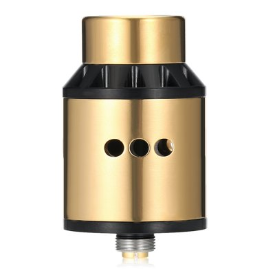 Original CoilART AZEROTH RDARebuildable Atomizers<br>Original CoilART AZEROTH RDA<br><br>Brand: CoilART<br>Material: Stainless Steel<br>Model: AZEROTH<br>Overall Diameter: 24mm<br>Package Contents: 1 x CoilART AZEROTH RDA, 1 x Allen Key, 1 x Drip Tip, 1 x Vape Band, 3 x Insulated Ring, 4 x Screw<br>Package size (L x W x H): 7.50 x 7.50 x 3.20 cm / 2.95 x 2.95 x 1.26 inches<br>Package weight: 0.1210 kg<br>Product size (L x W x H): 3.80 x 2.40 x 2.40 cm / 1.5 x 0.94 x 0.94 inches<br>Product weight: 0.0530 kg<br>Rebuildable Atomizer: RBA,RTA<br>Thread: 510<br>Type: Rebuildable Tanks, Rebuildable Atomizer
