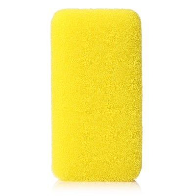 3-layer Dish Bowl Cleaning Brush Scouring Pad SpongeSponges &amp; Scrubbers<br>3-layer Dish Bowl Cleaning Brush Scouring Pad Sponge<br><br>Available Color: Yellow<br>Materials: Sponge<br>Package Contents: 1 x Cleaning Brush<br>Package size (L x W x H): 14.00 x 8.30 x 4.80 cm / 5.51 x 3.27 x 1.89 inches<br>Package weight: 0.0180 kg<br>Product size (L x W x H): 12.00 x 6.50 x 3.30 cm / 4.72 x 2.56 x 1.3 inches<br>Product weight: 0.0010 kg<br>Types: Sponges and Scrubbers