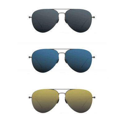 Xiaomi Anti-UV Polarized Sunglasses TS Nylon LensStylish Sunglasses<br>Xiaomi Anti-UV Polarized Sunglasses TS Nylon Lens<br><br>For: Climbing, Cycling, Other Outdoor Activities<br>Functions: UV Protection, Dustproof, Fashion, Windproof<br>Package Contents: 1 x Pair of Sunglasses<br>Package size (L x W x H): 25.00 x 14.00 x 6.00 cm / 9.84 x 5.51 x 2.36 inches<br>Package weight: 0.1800 kg<br>Product size (L x W x H): 15.00 x 5.20 x 3.00 cm / 5.91 x 2.05 x 1.18 inches<br>Product weight: 0.0180 kg<br>Type: Fashion Sunglasses
