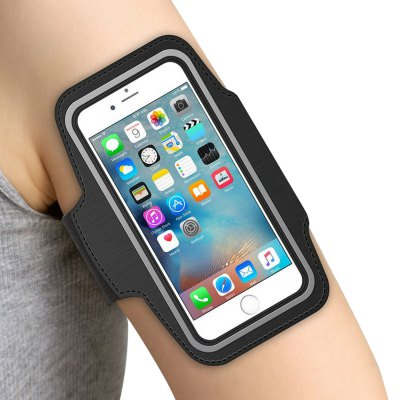 Running Sports Armband CoveriPhone Cases/Covers<br>Running Sports Armband Cover<br><br>Material: Nylon<br>Package Contents: 1 x Armband Case<br>Package size (L x W x H): 20.00 x 15.00 x 4.00 cm / 7.87 x 5.91 x 1.57 inches<br>Package weight: 0.0750 kg<br>Product weight: 0.0500 kg