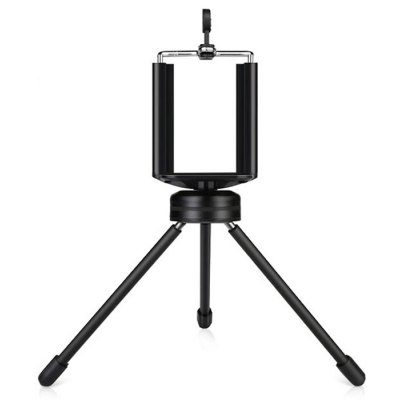 Phone Selfie Shutter Tripod Holder Video Recording Stand