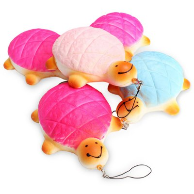 Squeezing Tortoise Scented Slow Rising Stress Release ToySquishy toys<br>Squeezing Tortoise Scented Slow Rising Stress Release Toy<br><br>Features: Creative Toy<br>Materials: PU<br>Package Contents: 1 x Tortoise Squeezing Stress Release Toy<br>Package size: 15.00 x 12.00 x 8.00 cm / 5.91 x 4.72 x 3.15 inches<br>Package weight: 0.0550 kg<br>Product size: 13.00 x 9.50 x 5.00 cm / 5.12 x 3.74 x 1.97 inches<br>Product weight: 0.0300 kg<br>Series: Entertainment<br>Theme: Other