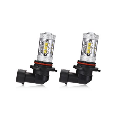CREE - 3535 - 16SMD 9006 Car Fog Light - 2PCSCar Lights<br>CREE - 3535 - 16SMD 9006 Car Fog Light - 2PCS<br><br>Apply lamp position : External Lights<br>Apply To Car Brand: Universal<br>Color temperatures: 6000K<br>Connector: 9006<br>Emitting color: White<br>Lumens: 800LM<br>Package Contents: 2 x Fog Light<br>Package size (L x W x H): 13.00 x 11.00 x 6.00 cm / 5.12 x 4.33 x 2.36 inches<br>Package weight: 0.0710 kg<br>Product size (L x W x H): 6.50 x 1.80 x 1.80 cm / 2.56 x 0.71 x 0.71 inches<br>Product weight: 0.0250 kg<br>Type: Head Lamp, Fog Light, Daytime Running Light<br>Type of lamp-house : LED