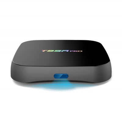 Sunvell T95Rpro Android Smart Live Streaming TV BoxTV Box<br>Sunvell T95Rpro Android Smart Live Streaming TV Box<br><br>5G WiFi: Yes<br>Audio format: OGA, OGG, WAV, TrueHD, MPEG, MP3, FLAC, ACC<br>Bluetooth: Bluetooth4.0<br>Brand: Sunvell<br>Color: Black<br>Core: Octa Core, 2.0GHz<br>CPU: ARM Cortex-A53<br>Decoder Format: Xvid/DivX4/5/6, RM/RMVB, RealVideo8/9/10, HD MPEG1/2/4, Xvid/DivX3/4/5/6, HD MPEG1/2/4, H.264, HD AVC/VC-1, H.265/AVC<br>External Subtitle Supported: No<br>GPU: ARM Mali-T820MP3<br>HDMI Version: 2.0<br>Interface: USB2.0, Optical, SD Card Slot, RJ45, AV, DC Power Port, HDMI<br>Language: Multi-language<br>Model: T95Rpro<br>Other Functions: Others<br>Package Contents: 1 x Sunvell T95Rpro TV Box, 1 x Remote Control, 1 x HDMI Cable, 1 x Power Adapter, 1 x English Manual<br>Package size (L x W x H): 21.00 x 14.00 x 5.50 cm / 8.27 x 5.51 x 2.17 inches<br>Package weight: 0.5200 kg<br>Photo Format: BMP, TIFF, PNG, GIF, JPEG<br>Power Adapter Output: 5V 2A<br>Power Input Vol: 5V<br>Power Supply: Charge Adapter<br>Power Type: External Power Adapter Mode<br>Processor: Amlogic S912<br>Product size (L x W x H): 13.00 x 13.00 x 3.00 cm / 5.12 x 5.12 x 1.18 inches<br>Product weight: 0.4000 kg<br>RAM: 3G RAM<br>RAM Type: DDR3<br>ROM: 32G ROM<br>Support 5.1 Surround Sound Output: No<br>System: Android 7.1<br>System Bit: 64Bit<br>Type: TV Box<br>Video format: 4K, 1080P, RMVB, VP9, 4K x 2K, AVC, AVI, MPG, MVC, RM, MPEG2, VP9 Profile-2, VP9-10 Profile-2, WMV, MPEG1, MPEG-4, MPEG-1, MPEG, MOV, MP4, MKV, MJPEG, FLV, AVS, MPEG4