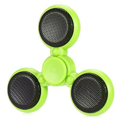 Bluetooth 4.0 Speaker Multi-color LED Fidget Spinner