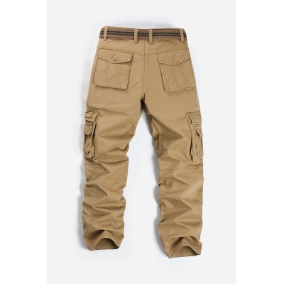 Men Straight Leg Cargo PantsMens Pants<br>Men Straight Leg Cargo Pants<br><br>Material: Cotton, Polyester<br>Package Contents: 1 x Pair of Pants<br>Package size: 40.00 x 34.00 x 2.00 cm / 15.75 x 13.39 x 0.79 inches<br>Package weight: 0.7500 kg<br>Product weight: 0.7000 kg
