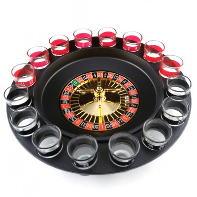 Fashionable Roulette Drinking Game
