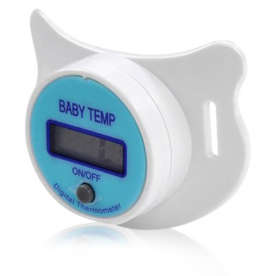 Baby Infant Pacifier Thermometer