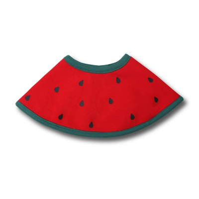 Little Monster KC001 Watermelon Baby Cotton BibBaby Care<br>Little Monster KC001 Watermelon Baby Cotton Bib<br><br>Color: Red<br>Material: Cotton, Plastic, Polyester<br>Package Contents: 1 x Little Monster KC001 Bib<br>Package size (L x W x H): 30.00 x 20.00 x 1.00 cm / 11.81 x 7.87 x 0.39 inches<br>Package weight: 0.0910 kg<br>Product size (L x W x H): 34.00 x 30.00 x 0.50 cm / 13.39 x 11.81 x 0.2 inches<br>Product weight: 0.0360 kg<br>Type: Bibs