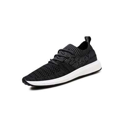 Popular Fly Woven Men Leisure ShoesHiking Shoes<br>Popular Fly Woven Men Leisure Shoes<br><br>Contents: 1 x Pair of Shoes<br>Materials: Rubber, Woven Fabric<br>Occasion: Casual, Daily<br>Package Size ( L x W x H ): 33.00 x 22.00 x 11.00 cm / 12.99 x 8.66 x 4.33 inches<br>Package Weights: 0.76kg<br>Seasons: Autumn,Spring,Summer,Winter<br>Style: Leisure, Fashion, Comfortable<br>Type: Casual Shoes
