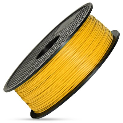 Tronxy 1.75mm PLA Filament for 3D Printer3D Printer Supplies<br>Tronxy 1.75mm PLA Filament for 3D Printer<br><br>Brand: Tronxy<br>Diameter: 1.75mm<br>Length: 340m<br>Material: PLA<br>Package Contents: 1 x PLA 3D Printing Filament Material<br>Package size: 22.00 x 22.00 x 9.00 cm / 8.66 x 8.66 x 3.54 inches<br>Package weight: 1.3400 kg<br>Product size: 21.00 x 21.00 x 7.80 cm / 8.27 x 8.27 x 3.07 inches<br>Product weight: 1.0000 kg<br>Special features: 3D Printing Filament Material<br>Type: Filament