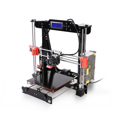 Zonestar P802N Reprap Prusa I3 DIY 3D Printer Kit3D Printers, 3D Printer Kits<br>Zonestar P802N Reprap Prusa I3 DIY 3D Printer Kit<br><br>Brand: ZONESTAR<br>Certificate: CE,FCC,RoHs<br>File format: STL, OBJ, G-code<br>Layer thickness: 0.1-0.36mm<br>LCD Screen: Yes<br>Material diameter: 1.75mm<br>Memory card offline print: SD card<br>Model: P802N<br>Nozzle diameter: 0.4mm<br>Package size: 48.00 x 45.00 x 20.00 cm / 18.9 x 17.72 x 7.87 inches<br>Package weight: 8.5500 kg<br>Packing Contents: 1 x Zonestar P802N 3D Printer DIY Kit<br>Packing Type: unassembled packing<br>Print speed: 150mm/s<br>Product forming size: 220 x 220 x 235mm<br>Product size: 46.00 x 42.00 x 42.00 cm / 18.11 x 16.54 x 16.54 inches<br>Product weight: 7.0000 kg<br>Supporting material: Wood, PVA, PLA, ABS, PETG, Flexible PLA<br>System support: Mac.,  Linux, Windows<br>Type: DIY<br>XY-axis positioning accuracy: 0.012mm<br>Z-axis positioning accuracy: 0.0025mm