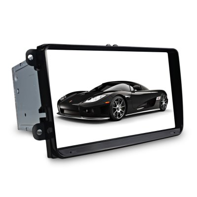 JOYOUS J - 9813 - 9HN Quad Core Car GPS Navigator DVD Player
