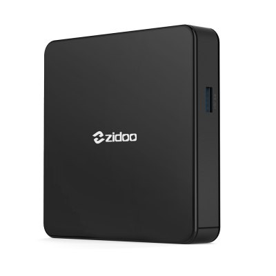 Zidoo X7 RK3328 Smart TV BoxTV Box<br>Zidoo X7 RK3328 Smart TV Box<br><br>Antenna: No<br>Audio format: AAC, MP3, OGG, FLAC, WAV, WMA, TrueHD, DTS, DDP, APE, AC3, HD<br>Bluetooth: Bluetooth 4.1<br>Brand: ZIDOO<br>Camera: Without<br>Core: Quad Core, 2.0GHz<br>CPU: ARM Cortex-A53<br>Decoder Format: H.264, HD MPEG4, H.265, H.263<br>DVD Support: No<br>External Subtitle Supported: Yes<br>GPU: Mali-450MP2<br>HDMI Function: HDCP<br>HDMI Version: 2.0<br>Language: English,Multi-language<br>Max. Extended Capacity: 64G<br>Other Functions: External Subtitle<br>Package Contents: 1 x TV Box, 1 x Remote Control, 1 x HDMI Cable, 1 x Power Adapter, 1 x User Manual<br>Package size (L x W x H): 17.90 x 14.40 x 6.50 cm / 7.05 x 5.67 x 2.56 inches<br>Package weight: 0.6400 kg<br>Photo Format: TIFF, PNG, JPEG, GIF, BMP<br>Power Comsumption: 5V  2A<br>Power Supply: Charge Adapter<br>Power Type: External Power Adapter Mode<br>Processor: RK3328<br>Product size (L x W x H): 10.90 x 10.90 x 2.00 cm / 4.29 x 4.29 x 0.79 inches<br>Product weight: 0.2000 kg<br>RAM: 2G RAM<br>RAM Type: DDR3<br>RJ45 Port Speed: 100M<br>ROM: 8G ROM<br>Support 5.1 Surround Sound Output: Yes<br>System: Android 7.1<br>System Activation: Yes<br>System Bit: 64Bit<br>TV Box Features: 5.1 Surround Sound Output<br>Type: TV Box<br>Video format: H.265, 4K x 2K, H.264<br>WiFi Chip: AP6255