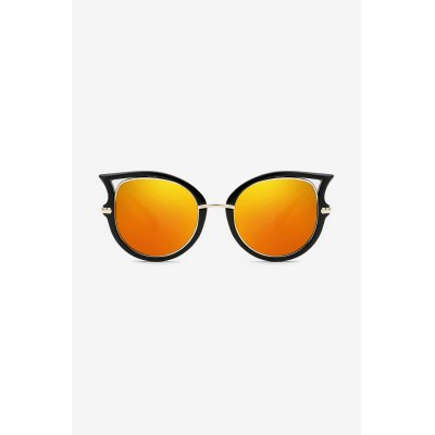 PC Frame Anti-UV Colored Lens Cat-eye SunglassesStylish Sunglasses<br>PC Frame Anti-UV Colored Lens Cat-eye Sunglasses<br><br>For: Climbing, Cycling, Other Outdoor Activities<br>Frame material: High quality PC<br>Functions: Windproof, UV Protection, Fashion, Dustproof<br>Glasses width: 144mm<br>Lens height: 50mm<br>Lens material: High quality PC<br>Lens width: 52mm<br>Package Contents: 1 x Pair of Sunglasses, 1 x Drawstring Bag, 1 x Cloth, 1 x Box<br>Package size (L x W x H): 15.50 x 6.50 x 4.40 cm / 6.1 x 2.56 x 1.73 inches<br>Package weight: 0.1600 kg<br>Product weight: 0.0370 kg<br>Strap Length: 146mm<br>Type: Fashion Sunglasses