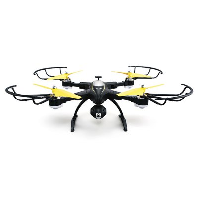 JJRC H39WH CYGNUS Foldable RC Quadcopter - RTFRC Quadcopters<br>JJRC H39WH CYGNUS Foldable RC Quadcopter - RTF<br><br>Age: Above 14 years old<br>Battery: 7.4V 600mAh lithium-ion<br>Brand: JJRC<br>Built-in Gyro: 6 Axis Gyro<br>Channel: 4-Channels<br>Charging Time.: 90mins<br>Compatible with Additional Gimbal: No<br>Control Distance: 100-300m<br>Detailed Control Distance: About 150m<br>Features: Camera, Brushed Version, Radio Control, WiFi APP Control, WiFi FPV<br>Flying Time: 8~9mins<br>FPV Distance: 5  - 20m<br>Functions: 3D rollover, Up/down, With light, Headless Mode, Air Press Altitude Hold, WiFi Connection, Sideward flight, Forward/backward, Turn left/right<br>Kit Types: RTF<br>Level: Beginner Level<br>Model: H39WH<br>Model Power: Built-in rechargeable battery<br>Motor Type: Brushed Motor<br>Package Contents: 1 x Quadcopter ( Battery Included ), 1 x Transmitter, 1 x USB Cable, 2 x Spare Propeller, 4 x Landing Gear,  1 x Set of Screws, 1 x Screwdriver, 1 x Chinese-English Manual<br>Package size (L x W x H): 35.30 x 11.60 x 22.40 cm / 13.9 x 4.57 x 8.82 inches<br>Package weight: 0.8710 kg<br>Product weight: 0.1974 kg<br>Radio Mode: Mode 2 (Left-hand Throttle),WiFi APP<br>Remote Control: 2.4GHz Wireless Remote Control<br>Sensor: Barometer<br>Size: Large<br>Transmitter Power: 4 x 1.5V AA battery(not included)<br>Type: Outdoor, Quadcopter<br>Video Resolution: 720P HD