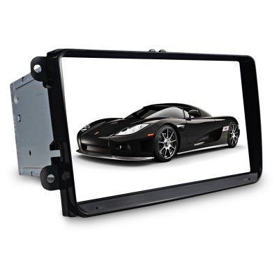 JOYOUS J - 9813 - 9HN Quad Core 9 inch Android 5.1.1 Car GPS Navigator DVD Player with Capacitive Touch Screen