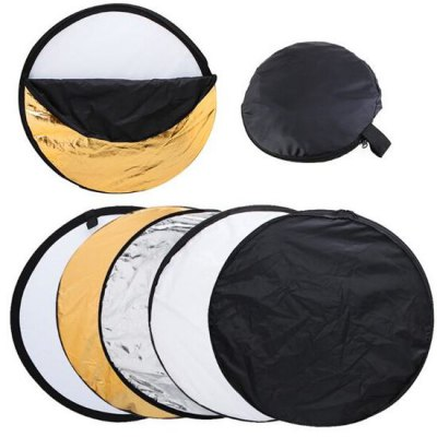 Portable Collapsible Light Round Photography