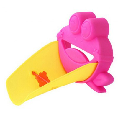Frog Style Toddler Animal Spout Faucet Extender