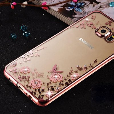 Electroplating TPU Case Cover