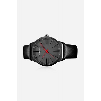 GUANQIN GS19073 Fashion Men Quartz WatchMens Watches<br>GUANQIN GS19073 Fashion Men Quartz Watch<br><br>Available Color: Black,Gray,White<br>Band material: Genuine Leather<br>Band size: 20.50 x 2.20 cm / 8.07 x 0.87 inches<br>Brand: GUANQIN<br>Case material: Stainless Steel<br>Clasp type: Pin buckle<br>Dial size: 4.20 x 4.20 x 1.10 cm / 1.65 x 1.65 x 0.43 inches<br>Display type: Analog<br>Movement type: Quartz watch<br>Package Contents: 1 x Watch, 1 x Box<br>Package size (L x W x H): 14.90 x 9.40 x 2.80 cm / 5.87 x 3.7 x 1.1 inches<br>Package weight: 0.1330 kg<br>Product size (L x W x H): 20.50 x 4.20 x 1.10 cm / 8.07 x 1.65 x 0.43 inches<br>Product weight: 0.0780 kg<br>Shape of the dial: Round<br>Watch style: Fashion, Casual<br>Watches categories: Male table<br>Water resistance : Life water resistant