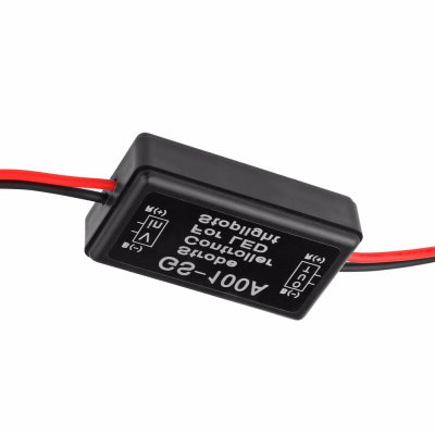 GS - 100A LED High Brake Taillight / Strobe Controller