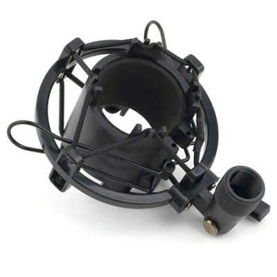 Shock Mount for Sound Recording Condenser Microphone
