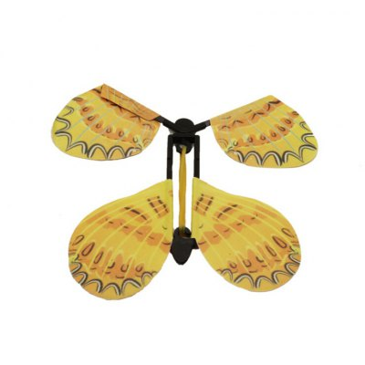 Magic Prop Flying Butterfly Toy for KidsMagic Tricks<br>Magic Prop Flying Butterfly Toy for Kids<br><br>Appliable Crowd: Beginner, Boys, Girls<br>Materials: Plastic<br>Nature: Other<br>Package Contents: 1 x Magic Flying Butterfly<br>Package size: 12.00 x 12.00 x 3.00 cm / 4.72 x 4.72 x 1.18 inches<br>Package weight: 0.0300 kg<br>Product size: 11.50 x 10.00 x 2.00 cm / 4.53 x 3.94 x 0.79 inches<br>Product weight: 0.0080 kg<br>Specification: Without User Manual