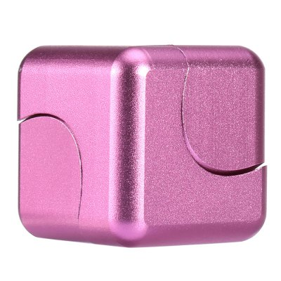 High-speed CNC Carved Magic Fidget Cube Stress Reliever ToyFidget Spinners<br>High-speed CNC Carved Magic Fidget Cube Stress Reliever Toy<br><br>Color: Pink<br>Frame material: Aluminum Alloy<br>Package Contents: 1 x Fidget Cube<br>Package size (L x W x H): 9.00 x 9.00 x 9.00 cm / 3.54 x 3.54 x 3.54 inches<br>Package weight: 0.0760 kg<br>Product size (L x W x H): 3.00 x 3.00 x 3.00 cm / 1.18 x 1.18 x 1.18 inches<br>Product weight: 0.0620 kg