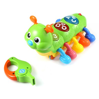 Aiditong Whistle Sound Control Worm Robot