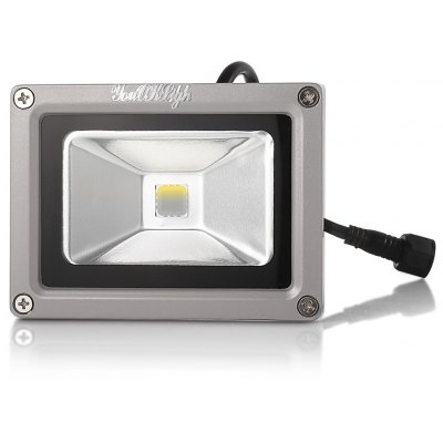 YouOKLight 10W 900LM Solar Powered Spotlight Flood Lamp