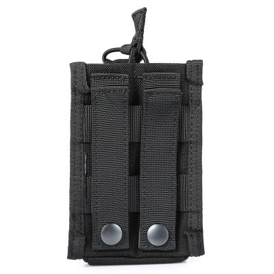 JINJULI Accessory PouchGun Holsters<br>JINJULI Accessory Pouch<br><br>Features: Durable, Ultra Light<br>Materials: Nylon<br>Package Contents: 1 x JINJULI Accessory Pouch<br>Package Dimension: 16.00 x 10.00 x 3.00 cm / 6.3 x 3.94 x 1.18 inches<br>Package weight: 0.0980 kg<br>Product Dimension: 9.00 x 5.00 x 13.50 cm / 3.54 x 1.97 x 5.31 inches<br>Product weight: 0.0620 kg