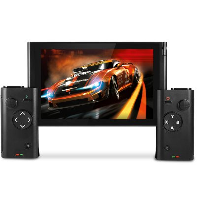 Aikun Morphus X300 3D Gaming Console with Wireless ControllersFeatured Tablets<br>Aikun Morphus X300 3D Gaming Console with Wireless Controllers<br><br>3.5mm Headphone Jack: Yes<br>AC adapter: 100-240V 5V 2A<br>Additional Features: Wi-Fi, OTG, MP4, MP3, Calendar, HDMI, Gravity Sensing System, Calculator, Browser, Bluetooth, Alarm<br>Battery / Run Time (up to): 4 hours video playing time<br>Battery Capacity(mAh): 3.8V / 5200mAh<br>Bluetooth: 4.0<br>Brand: Aikun<br>Camera type: Rotatable Lens<br>Cleaning Cloth: 1<br>Core: 1.7GHz, Octa Core<br>CPU: A83T<br>CPU Brand: All Winner<br>English Manual : 1<br>External Memory: TF card up to 128GB (not included)<br>G-sensor: Supported<br>Gamepad: 2<br>GPU: PowerVR SGX 544<br>IPS: Yes<br>Languages support : Supports multi-language<br>Material of back cover: ABS+PC<br>MIC: Supported<br>Micro HDMI: Yes<br>Micro USB Slot: Yes<br>MS Office format: Word, PPT, Excel<br>Music format: MP3, APE, WMA, AAC, OGG<br>Office 365: Support (Not Downloaded)<br>OS: Android 5.1<br>OTG Cable: 1<br>Package size: 39.00 x 23.00 x 7.00 cm / 15.35 x 9.06 x 2.76 inches<br>Package weight: 1.9740 kg<br>Picture format: JPEG, BMP, PNG, JPG, GIF<br>Power Adapter: 1<br>Product size: 21.60 x 13.60 x 1.20 cm / 8.5 x 5.35 x 0.47 inches<br>Product weight: 0.6740 kg<br>RAM: 2GB<br>ROM: 32GB<br>Screen resolution: 1280 x 800 (WXGA)<br>Screen size: 8 inch<br>Screen type: Capacitive (5-Point)<br>Skype: Supported<br>Speaker: Built-in Dual Channel Speaker<br>Support Network: WiFi<br>Tablet PC: 1<br>TF card slot: Yes<br>Type: Gaming Console<br>USB Adapter Cable: 1<br>USB Cable: 1<br>Video format: WMV, 3GP, VP9, VP8, MPEG4, MPEG2, MP4, MKV, MJPEG, H.265, H.264, AVI<br>WIDI: Supported<br>WIFI: 802.11b/g/n wireless internet<br>Youtube: Supported