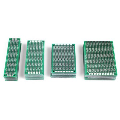 40PCS FR4 Double Side PCB Printed Circuit Board
