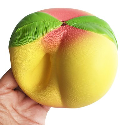 10CM Slow Rising Peach Squeezing Cream Stress Release ToyNovelty Toys<br>10CM Slow Rising Peach Squeezing Cream Stress Release Toy<br><br>Features: Creative Toy<br>Materials: PU<br>Package Contents: 1 x Peach Squeezing Cream Stress Release Toy<br>Package size: 15.00 x 15.00 x 15.00 cm / 5.91 x 5.91 x 5.91 inches<br>Package weight: 0.0450 kg<br>Product size: 10.00 x 10.00 x 10.00 cm / 3.94 x 3.94 x 3.94 inches<br>Product weight: 0.0400 kg<br>Series: Entertainment<br>Theme: Other
