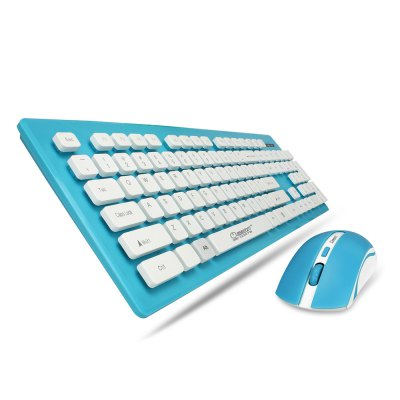 ZERODATE X1600 ABS Keyboard Mouse ComboKeyboards<br>ZERODATE X1600 ABS Keyboard Mouse Combo<br><br>Anti-ghosting Number: No<br>Bluetooth Version: Not Supported<br>Connection: Wireless<br>Features: Remote Control<br>Interface: No<br>Key Number: 104<br>Keyboard Lifespan ( times): 20 million<br>Keyboard Type: Membrane Keyboards<br>Material: ABS<br>Model: X1600<br>Package Contents: 1 x ZERODATE X1600 ABS Keyboard, 1 x ZERODATE X1600 Mouse<br>Package size (L x W x H): 47.20 x 17.00 x 7.00 cm / 18.58 x 6.69 x 2.76 inches<br>Package weight: 0.7700 kg<br>Product weight: 0.4720 kg<br>Response Speed: 2ms<br>Suitable for: Laptop<br>Type: Keyboard