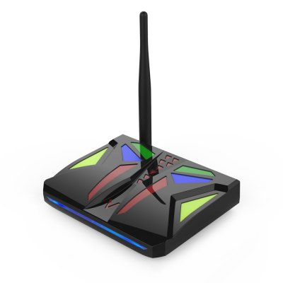 M96X VBOX Colorful Smart TV BoxTV Box<br>M96X VBOX Colorful Smart TV Box<br><br>Antenna: No<br>Audio format: DDP, WMA, WAV, TrueHD, MP3, HD, FLAC, OGG, AAC, APE<br>Bluetooth: Bluetooth4.0<br>Camera: Without<br>Core: 2.0GHz, Quad Core<br>CPU: ARM Cortex-A53<br>Decoder Format: H.265<br>DVD Support: No<br>External Subtitle Supported: Yes<br>GPU: Mali-450<br>HDMI Function: CEC<br>HDMI Version: 2.0<br>Language: English,French,Germany,Italian,Spanish<br>Max. Extended Capacity: 32G<br>Model: M96X VBOX<br>Other Functions: 3D Video, External Subtitle<br>Package Contents: 1 x Smart TV Box, 1 x Power Adapter, 1 x Remote Control, 1 x English User Manual<br>Package size (L x W x H): 21.00 x 15.00 x 5.20 cm / 8.27 x 5.91 x 2.05 inches<br>Package weight: 0.4200 kg<br>Photo Format: TIFF, PNG, JPEG, GIF, BMP<br>Power Comsumption: 2.5W<br>Power Supply: Charge Adapter<br>Power Type: External Power Adapter Mode<br>Processor: S905X<br>Product size (L x W x H): 11.80 x 11.80 x 2.30 cm / 4.65 x 4.65 x 0.91 inches<br>Product weight: 0.3000 kg<br>RAM: 2G RAM<br>RAM Type: DDR3<br>RJ45 Port Speed: 10 / 100M<br>ROM: 16G ROM<br>Support 5.1 Surround Sound Output: Yes<br>System: Android 7.1<br>System Activation: Yes<br>System Bit: 64Bit<br>TV Box Features: 5.1 Surround Sound Output<br>Type: TV Box<br>Video format: RMVB, RM, MPG, MPEG, MOV, MKV, ISO, WMV, DAT, AVI, ASF<br>WiFi Chip: AP6335