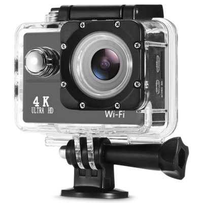 F60 4K 30fps 16MP WiFi Action Sports Camera
