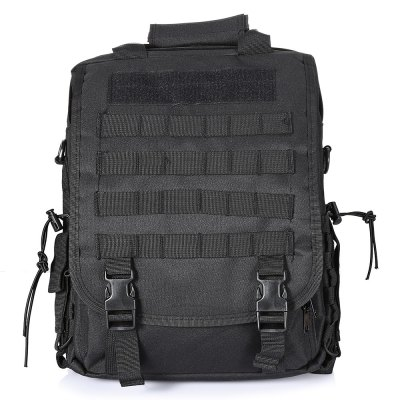 INDEPMAN DL - B004 BackpackBackpacks<br>INDEPMAN DL - B004 Backpack<br><br>Bag Capacity: 20L<br>Brand: INDEPMAN<br>Capacity: 11 - 20L<br>Features: Water Resistance, Ultra Light, Tactical Style, molle system<br>For: Traveling, Tactical, Hiking<br>Gender: Unisex<br>Material: Polyester, Nylon<br>Package Contents: 1 x INDEPMAN DL - B004 Backpack<br>Package size (L x W x H): 31.00 x 6.00 x 36.00 cm / 12.2 x 2.36 x 14.17 inches<br>Package weight: 0.8300 kg<br>Product size (L x W x H): 30.00 x 9.00 x 35.00 cm / 11.81 x 3.54 x 13.78 inches<br>Product weight: 0.7800 kg<br>Strap Length: 40 - 80cm<br>Style: Fashion<br>Type: Backpack