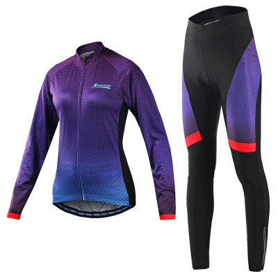 Arsuxeo Female Cycling Suit