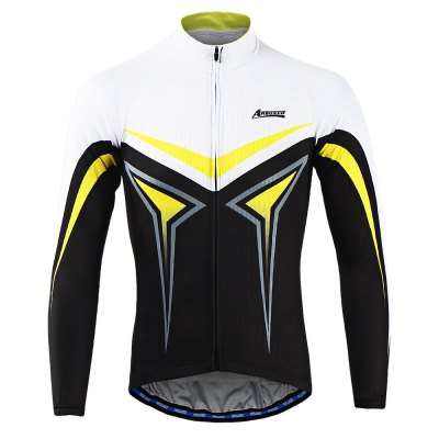 Arsuxeo Male Cycling SuitCycling Clothings<br>Arsuxeo Male Cycling Suit<br><br>Brand: Arsuxeo<br>Feature: Sponge Padded, Quick Dry, Breathable<br>For: Cycling<br>Material: Spandex, Polyester<br>Package Contents: 1 x Arsuxeo Cycling Tops, 1 x Pants<br>Package size (L x W x H): 30.00 x 28.00 x 5.00 cm / 11.81 x 11.02 x 1.97 inches<br>Package weight: 0.6900 kg<br>Product weight: 0.6300 kg<br>Size: L,M,XL<br>Suitable Crowds: Men<br>Type: Long Sleeves Cycling Suit