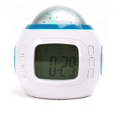 Novelty Starry Sky Chord Melody Alarm Clock