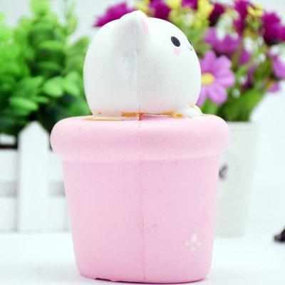 Cute Teacup Kitten Soft PU Foam Squishy ToySquishy toys<br>Cute Teacup Kitten Soft PU Foam Squishy Toy<br><br>Color: Pink<br>Materials: PU<br>Package Content: 1 x Squishy Toy<br>Package Dimension: 13.00 x 13.00 x 15.00 cm / 5.12 x 5.12 x 5.91 inches<br>Package Weights: 120g<br>Pattern Type: Animal<br>Product Dimension: 12.00 x 12.00 x 14.00 cm / 4.72 x 4.72 x 5.51 inches<br>Product Weights: 92g<br>Products Type: Squishy Toy<br>Theme: Cartoon<br>Use: Home Decoration
