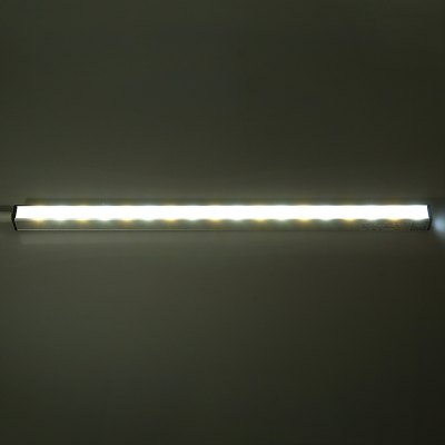 Coolbi YK3700406K - 10 5W 2835 SMD 18 LEDs Book LightLED Tubes<br>Coolbi YK3700406K - 10 5W 2835 SMD 18 LEDs Book Light<br><br>Available Color: Silver<br>CCT: 4500K<br>Features: USB Charging Port<br>Input Voltage: DC 5V<br>Luminance: 320<br>Numbers of LED: 18<br>Optional Light Color: Natural White<br>Package Contents: 1 x Coolbi Book Light, 1 x Controller Wire, 1 x Remote Controller, 1 x A Set of Adhersive<br>Package size (L x W x H): 31.50 x 5.00 x 3.40 cm / 12.4 x 1.97 x 1.34 inches<br>Package weight: 0.2100 kg<br>Power: 5W<br>Product size (L x W x H): 30.00 x 1.50 x 1.50 cm / 11.81 x 0.59 x 0.59 inches<br>Product weight: 0.0600 kg<br>Suitable for: Home use, Office