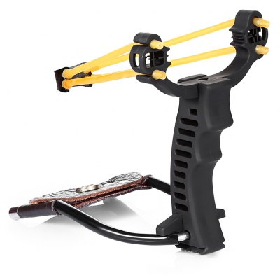ABS Wrist Slingshot with Magnet for Hunting Training